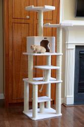 Armarkat Cat tree Condo