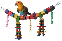 Super Bird Creations Bridge Bird Toy