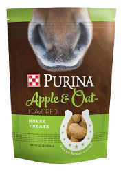 Purina Horse Apple and Oat Treats