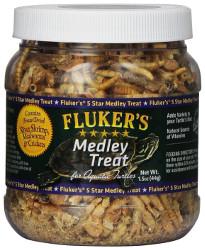 Fluker Labs Aquatic Turtle Medley Food