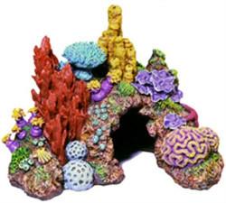 Blue Ribbon Living Reef Aquarium Ornament