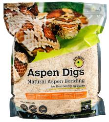 Galapagos Aspen Digs Shavings Snake Bedding