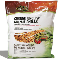 Zilla Ground Walnutshells Reptile Bedding