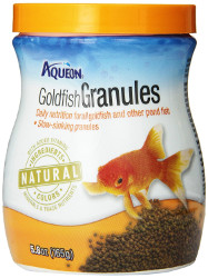 Aqueon Goldfish Granules Food