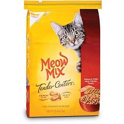 Meow Mixed Chicken Salmon