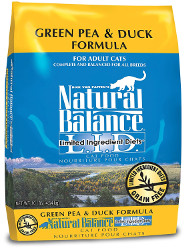 Natural Balance Green Pea Duck