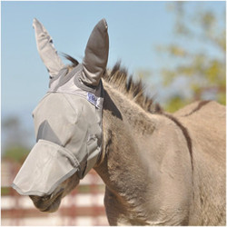 Cashel Crusader Fly Mask Mule Donkey