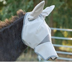 Pasture Fly Mask with Ears