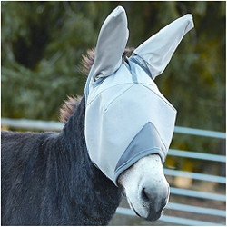 Mule Fly Mask with Ears