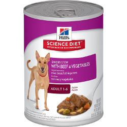 Hill's Science Adult Wet Dog Food