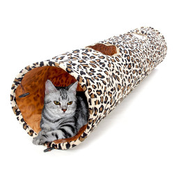 Cat Tunnel For Big Cats