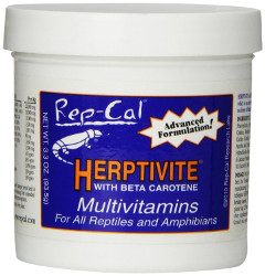 HERPTIVITE Multivitamin for reptiles and amphibians