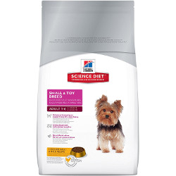Hill's Science Small Breed Dry Dog Food