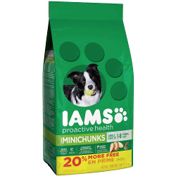 Iams Adult MiniChunks Dry Dog Food