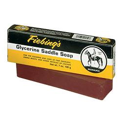 Fiebing's Glycerin Saddle Soap Bar