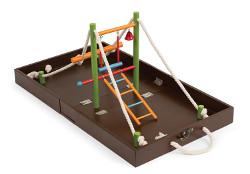 Prevue Pet Products Pop Up Bird Playground