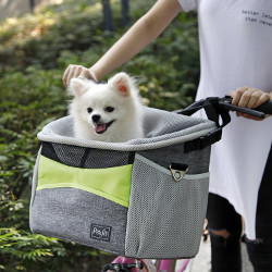 Petsfit Dog Basket / Pet Carrier for Bicycle