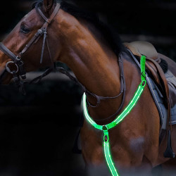 Moylor Illuminate LED Horse Breastplate Collar