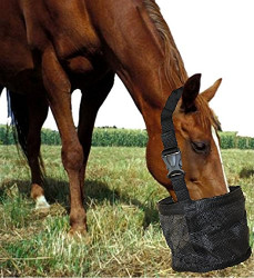 Prairie Horse Supply Feed Bag For Horses