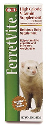 8 in 1 Ferretvite Vitamin Supplement