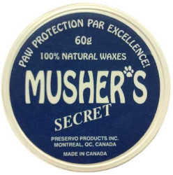 Musher's Secret Natural Paw Protection for Dogs