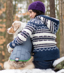 Kurgo Loft Reversible Dog Coat