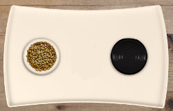 CatGuru Premium Cat Food Mat