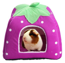 FLAdorepet Small Pet Winter Warm House