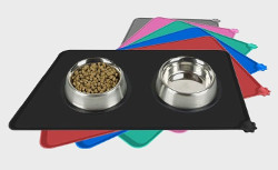 Reopet Silicone Dog Cat Food Pad