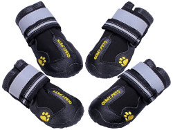 QUMY Waterproof Dog Shoes / Boots