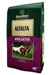 STANDLEE HAY COMPANY Premium Alfalfa Pellet