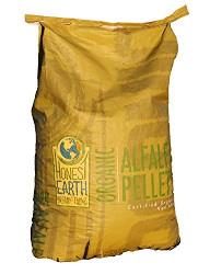 Oasis Organics Organic Alfalfa Pellets
