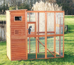 Trixie Pet Products Cattery with Home