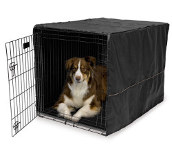 MidWest Polyester Dog Crate Cover